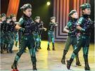 六一兒童節兵娃娃演出服裝 男童女童迷彩軍裝Lpm629【kikikoko】