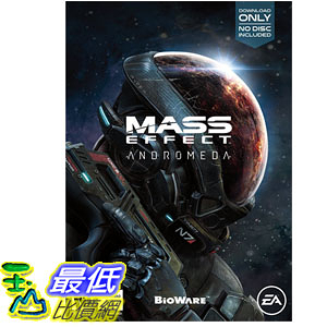 [106美國直購] 2017美國暢銷軟體 Mass Effect Andromeda - PC
