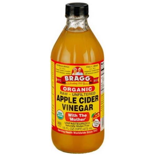 【Bragg】阿婆有機蘋果醋 16oz