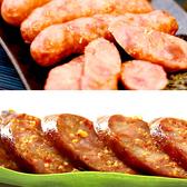 阿里棒棒.腸腸久久禮盒B (哇沙米飛魚卵香腸x1+麻辣飛魚卵香腸x1)﹍愛食網