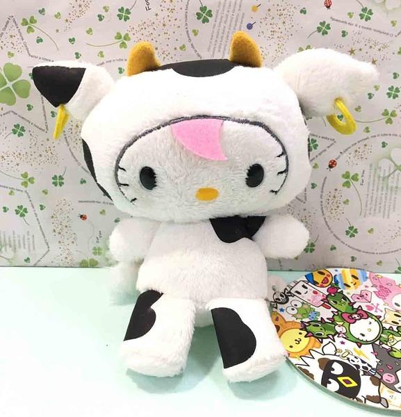 【震撼精品百貨】Hello Kitty 凱蒂貓~絨毛玩偶-TOKIDKI-*15268