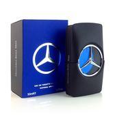 Mercedes Benz Club 賓士王者之星男性淡香水 50ml【UR8D】