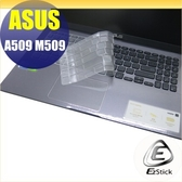【Ezstick】ASUS A509 M509 奈米銀抗菌TPU 鍵盤保護膜 鍵盤膜