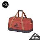 【速捷戶外】美國 GREGORY新款 Supply Duffel 40L(磚石紅) 專業輕量多功能裝備袋.旅行袋 132715