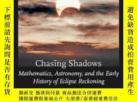 二手書博民逛書店Chasing罕見Shadows: Mathematics As