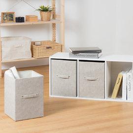 【直式抽屜置物盒】三層抽屜置物盒 米白/咖啡 兩色可選 生活大師 層櫃通用型 S3989 [百貨通]