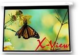 《名展影音》 X-VIEW 100吋 1:1 超靜音馬達劇院級電動布幕 AWB-1001130SR