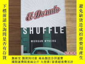 二手書博民逛書店罕見SHUFFLE20525 MORGAN NYBERG 出版1