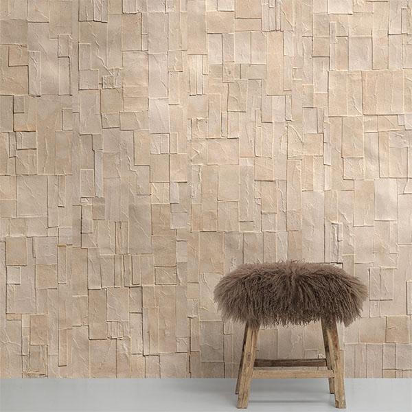 【進口牆紙】Remixed Wallpaper by Arthur Slenk【訂貨單位48.7cm×9m/卷】荷蘭 仿真(fake) REM-01