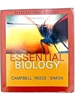 二手書博民逛書店 《Essential Biology (Pie)》 R2Y ISBN:032120462X│NeilA.Campbell