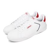 adidas 休閒鞋 Roguera 白 紅 男鞋 皮革鞋面 運動鞋 【PUMP306】 EH2266