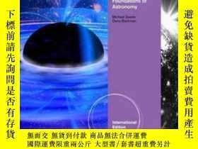 二手書博民逛書店Foundations罕見Of Astronomy International Edition-天文學基礎國際版奇