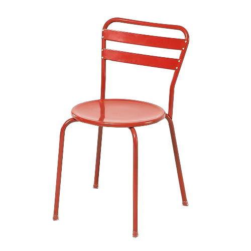 【GOODY】冰淇淋椅-2入(紅色)