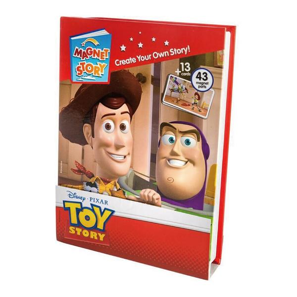 迪士尼故事磁鐵書:玩具總動員