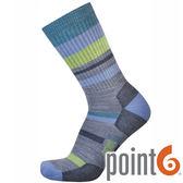 mixed stripe light 健行 中筒羊毛襪 『灰石』22611566 010 戶外|露營|休閒|保暖襪|羊毛