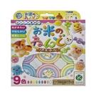 日本 Gincho 銀鳥 無毒粘土 米黏土9色粉嫩(2377)  -超級BABY