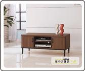 {{ 海中天休閒傢俱廣場 }} F-9 摩登時尚 客廳系列 520-6   工業風4尺電視櫃