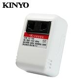 【KINYO 耐嘉】110V變220V 電源昇壓器(YC-103)