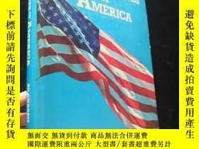 二手書博民逛書店the罕見United States of America 【英