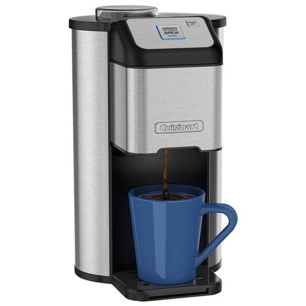 (夜間下殺)加碼贈好禮【美膳雅Cuisinart】全自動研磨美式咖啡機 DGB-1TW DGB1TW