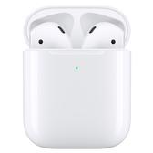 【限時促銷再送矽膠保護套】Apple AirPods 第二代 無線充電盒款 藍牙無線耳機 (MRXJ2TA/A)