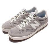 New Balance 休閒鞋 CRT300 灰 白 麂皮 網部 男鞋 女鞋 【PUMP306】 CRT300CMD