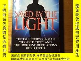 二手書博民逛書店Saved罕見by the LightY302405 Danni