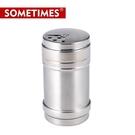 燒烤工具燒烤調料盒配件不銹鋼調料罐單個調...