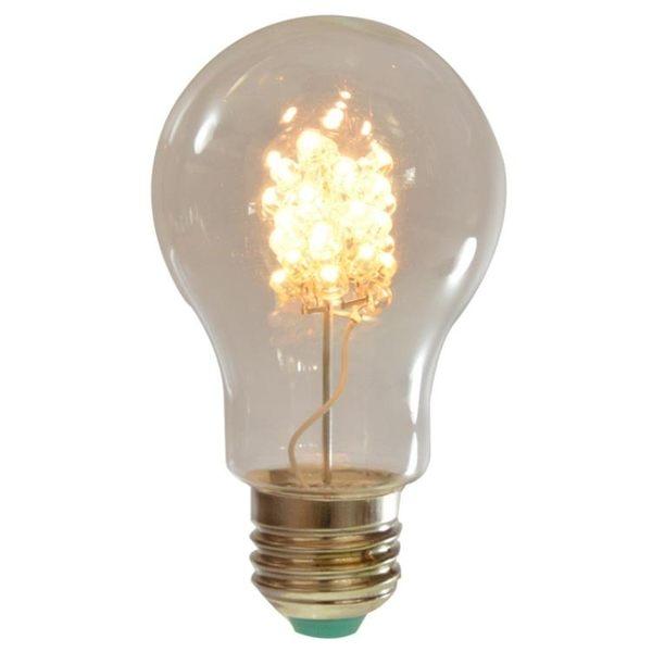 燈泡家用led燈泡e27螺口暖黃高亮節能暖光白光led照明暖白led單燈暖色3w 5w【快速出貨】