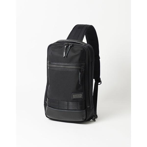 MSPC(master-piece) RISE No.02263 [超強防潑水機能斜肩包-黑色]