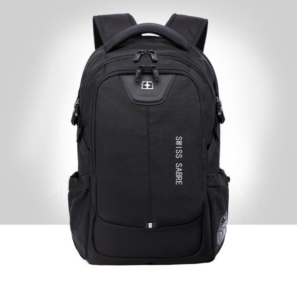 全館83折雙肩包男士背包高中學生書包男女旅行旅游休閒商務電腦包