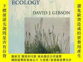 二手書博民逛書店Methods罕見In Comparative Plant Population Ecology-比較植物種群生態