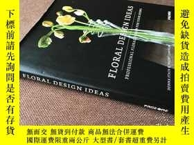 二手書博民逛書店Floral罕見Design Ideas: Profession