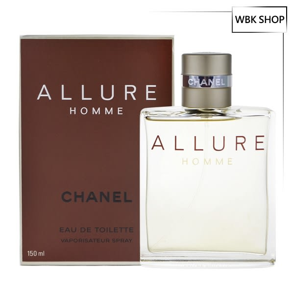 CHANEL 香奈兒 Allure Homme 男性淡香水 150ml - WBK SHOP