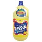 妙管家超強無磷漂白水-檸檬香2000ml...