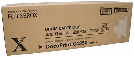【全錄FUJI XEROX印表機 原廠原裝成像光鼓】型號 CT350462 適DocuPrint C4350 機型