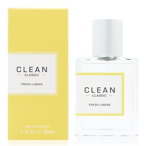 CLEAN FRESH LINENS 清新亞麻中性淡香精 30ML [QEM-girl]