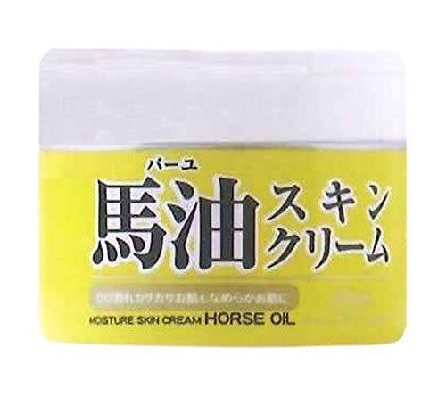 日本 北海道 LOSHI 馬油 乳霜 220g 【0941】