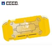 【NS 周邊】HORI Switch LITE PC+TPU 款保護殼 黃色 NS2-054