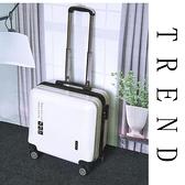 行李箱 登機行李箱18寸20寸輕便迷你小型拉桿密碼箱男女小號旅行箱子