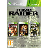 XBOX 360 古墓奇兵三合一三部曲(3片裝) -英文版- Tomb Raider 蘿拉