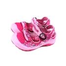 G.P(GOLD PIGEON) 護趾涼鞋 桃紅色 乳牛 中童 童鞋 G1629B-45 no425