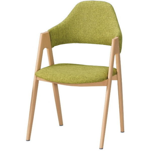 餐椅 MK-516-9 布妮克餐椅(布)(五金腳)【大眾家居舘】