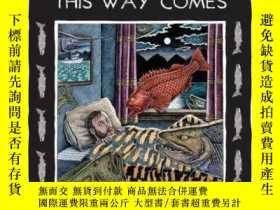 二手書博民逛書店原版罕見Something Fishy This Way Comes雷巨魔 雷的作品Y366883 Sasqu
