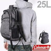 Coleman CM-32858鯡魚紋 25L健行者背包/雙肩後背包 登山包健行包/運動旅遊 單車背包/休閒背包