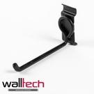 法國品牌 walltech 掛鉤(單勾) 長弧形型 黑色烤漆款
