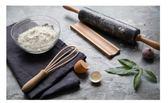 歐式大理石搟面杖大號滾軸家用烘焙工具搟面