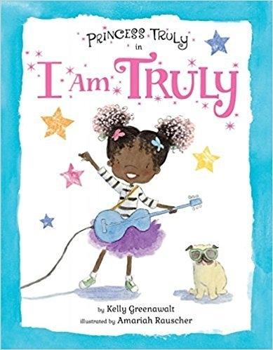 【麥克書店】PRINCESS TRULY IN I AM TRULY/ 平裝繪本《主題: 自我認同 Respect Yourself》