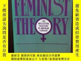二手書博民逛書店Feminist罕見Theory: Intellectual T