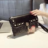 MG 長夾-小包包女春夏斜挎手包韓版個性時尚百搭氣質手拿包女